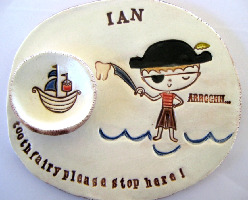It's Talk Like a Pirate Day! Here's a way for your kid to score some extra doubloons.