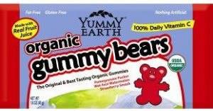 All-natural gummies that won't get your house TP'd on Halloween