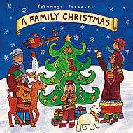 Putumayo comes out with a new Christmas CD, and my ears feel like they got a gift