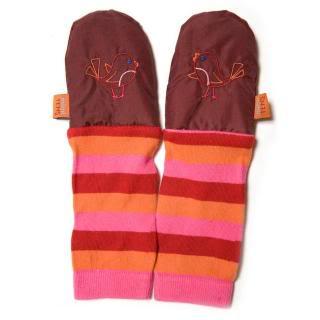 Smitten with mittens