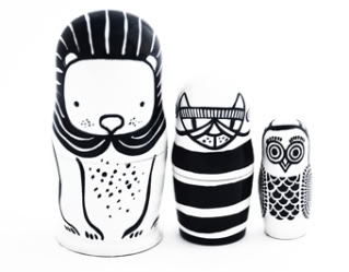 The nesting dolls that your baby's nest needs