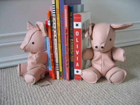 Aren't Bookends Supposed to Actually Hold the Books Up?
