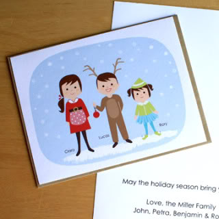 Picture-perfect custom holiday cards. Hold the picture.