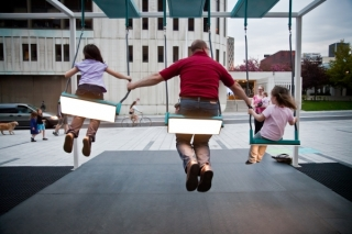 Web coolness: musical swings, special needs kids, and free museum passes