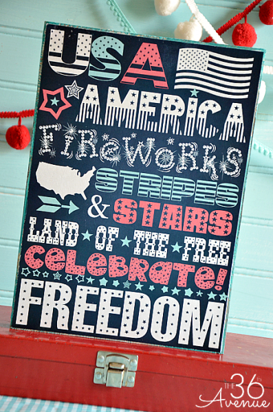 The best (and easiest) Fourth of July party ideas and printables