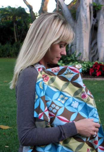 Attention Nursing Mamas: Step Away From The Poncho