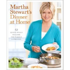 Martha Stewart gets into the local food movement with Dinner at Home