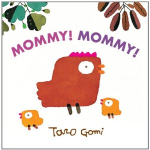 Taro Gomi gets back to baby board books. Yay for your baby!