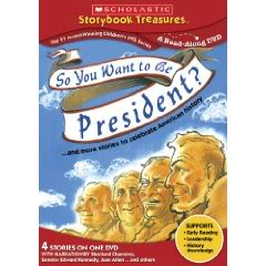 This DVD knows how to hail to the chief