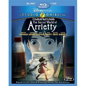 It's a small world in The Secret World of Arrietty