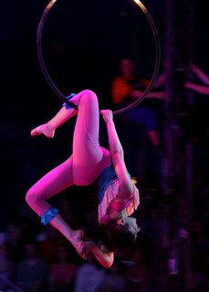 Circus Smirkus – the must see kids tour of the summer