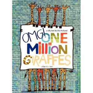 Betcha can't find one million giraffes!