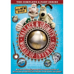 Science rocks in Wallace & Gromit's World of Invention