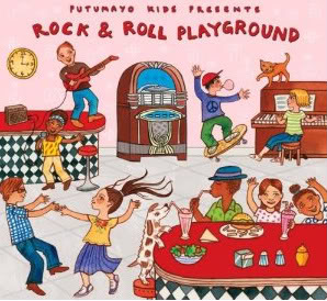Rock around the clock, or at least until bedtime