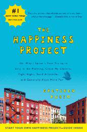 The Happiness Project: The book that changed my life