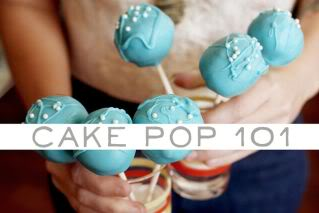 Cake Pop 101 recipe: an easy how-to for even the baking averse