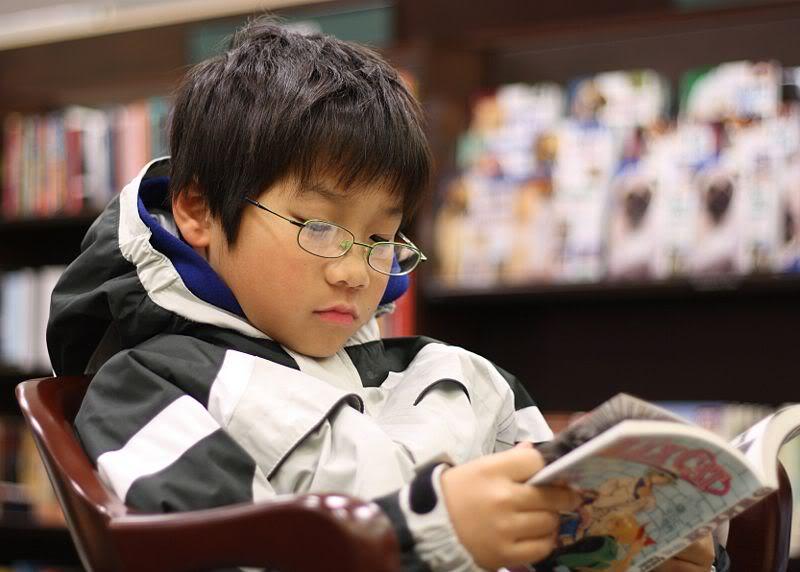 How Boys + Books = BFFs