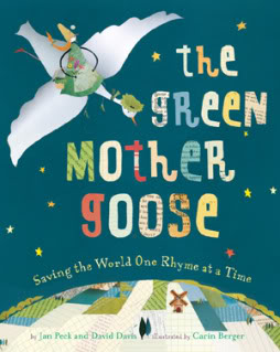 Mother Goose has gone green