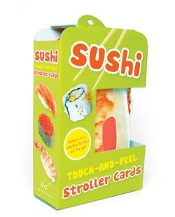 Starting solids with sushi