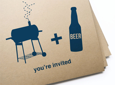DIY printable invitations you'll love to send and they'll love to get
