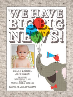 Big news for the littlest of people