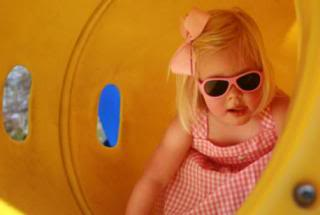 Shades for your little co-pilot