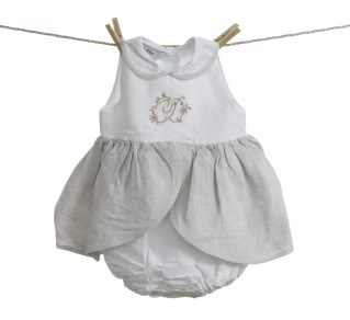 054b68884 Tres chic for tres cheap! French designer baby clothes
