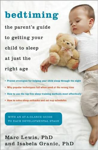 Bedtiming – Making sense out of sleep training