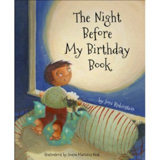 Twas the night before your birthday…