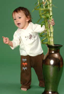 Zen and the Art of Baby Dressing