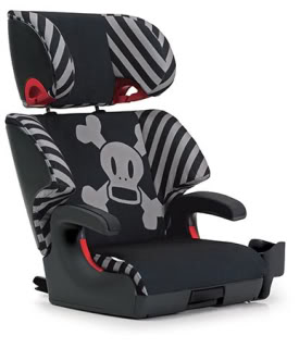 3 cool booster seats your kids won't mind sitting in for another six years