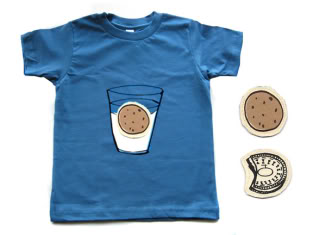 These t-shirts put your kid in the director's chair