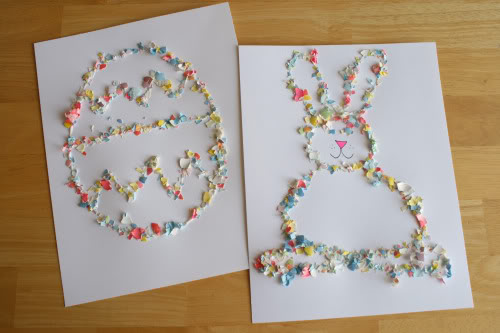 Web Coolness – Easter crafts for kids, baby shower cookies, and 0-10 in one blog post