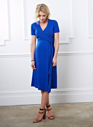 A maternity dress you can really live in