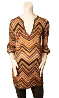 Once place to find Missoni for less, that isn't Target