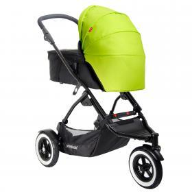 The new Phil&Ted's Dot stroller. Not just for city moms.