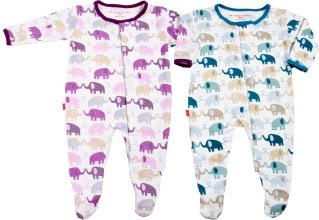 Clothes That Are Easy To Get Baby In And Out Of And Now Easy On The