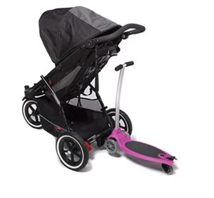 A stroller deal from Phil & Teds and Mountain Buggy to get excited about