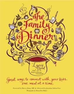 The Family Dinner – So much more than just a cookbook