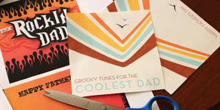 Dad's greatest hits, from his greatest fans