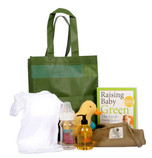 Eco gift baskets for new moms – Useful, cool, and did I mention useful?