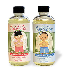 Baby Zen Guarantees No More Screams…Er, Tears.