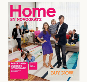 The Home by Novogratz book helps you make your home more yours