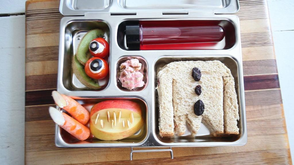 Surprise your kids with 6 spooktacular Halloween lunch box ideas