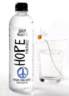 Hope in a bottle. Seriously.