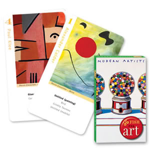 Want an incredible collection of Modern Art? Go Fish