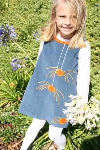 The Itsy Bitsy Yet Totally Stylish and Even a Little Avant-Garde Spider