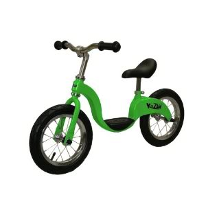 KaZAM – a balance bike that thinks about your feet