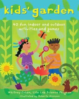 Kids' Garden Activity Cards provide get-out-there inspiration