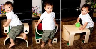 Kids' furniture that's more than just kids' furniture
